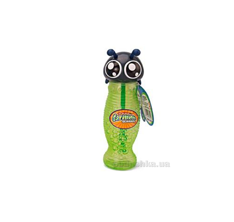 Пузыри в бутылочке с крышкой Божья коровка Gazillion