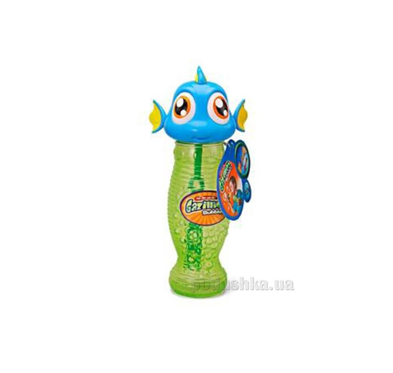 Пузыри в бутылочке с крышкой Рыбка Gazillion