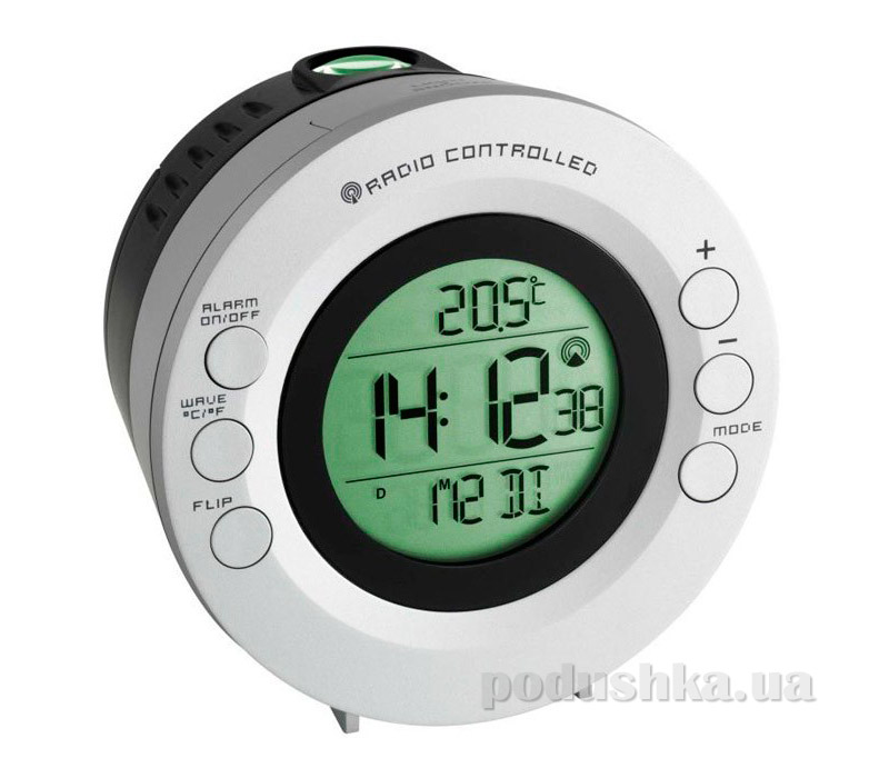 Радиоконтролируемые проекционные часы TFA 605000