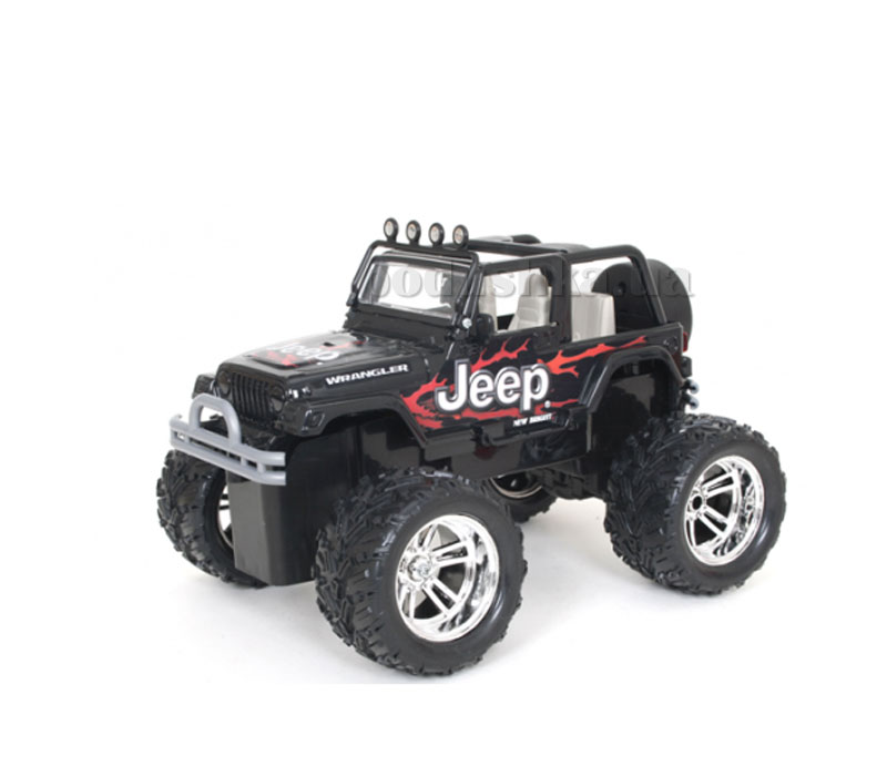 Радиоуправляемый джип в ассортименте Jeep, RAM, Tahoe