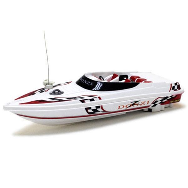 Радиоуправляемый катер Donzi Boat New Bright 741