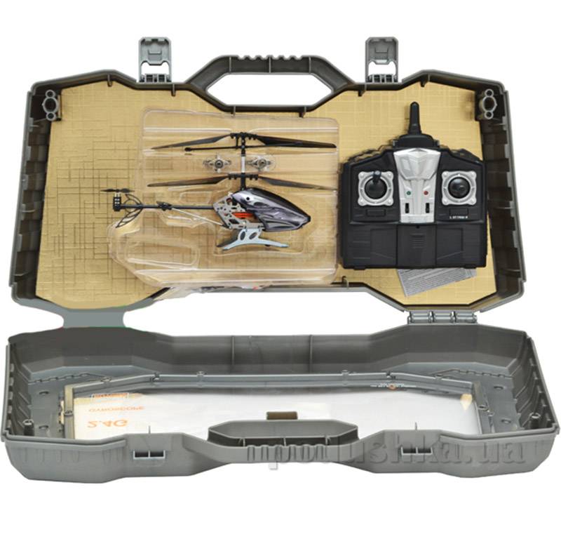 Радиоуправляемый вертолет Bambi W 66128-2.4 G