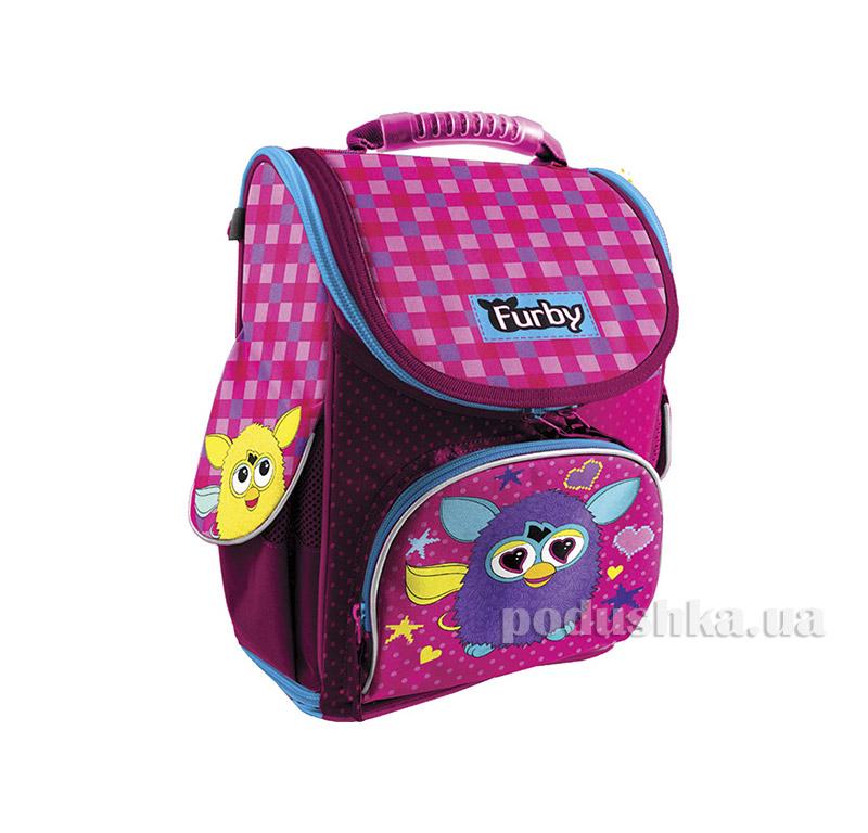 Ранец каркасный H-11 Furby для девочек 1 Вересня 551606