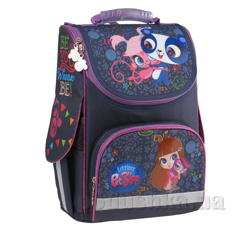 Ранец школьный каркасный Kite Pet Shop 501 PS-2