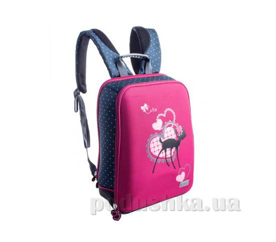 Ранец школьный раскладной ZiBi Shell Cute ZB14.0008CT