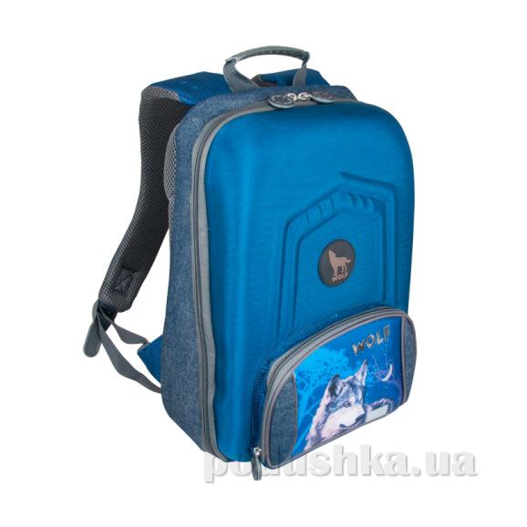 Ранец школьный раскладной ZiBi Shell Wolf ZB14.0013WL