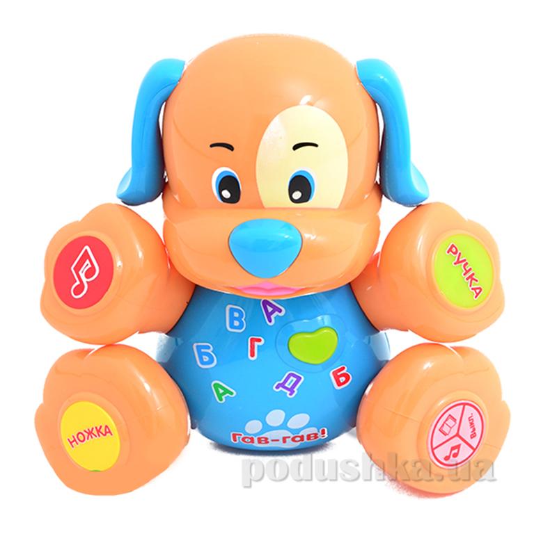 Развивающая игрушка Bambi Собака Голубой 00641940-39-37