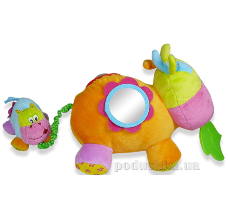 Развивающая игрушка Biba Toys Счастливые коровки: Мама и малыш 064BS