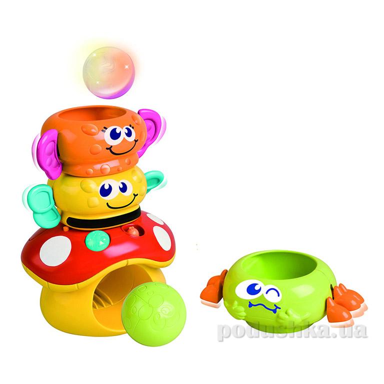 Развивающая игрушка Bkids Гриб с друзьями 03979