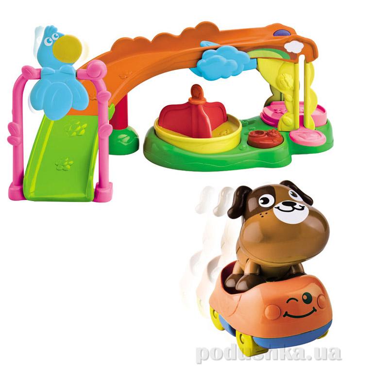 Развивающая игрушка Bkids Парк развлечений 03347
