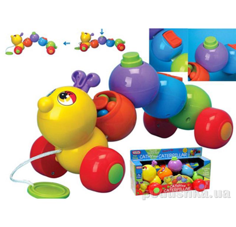 Развивающая игрушка Fun Time Гусеничка 5024FT