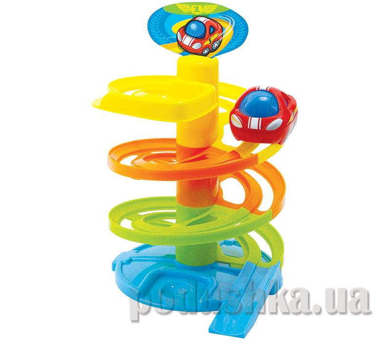 Развивающая игрушка Гараж PlayGo