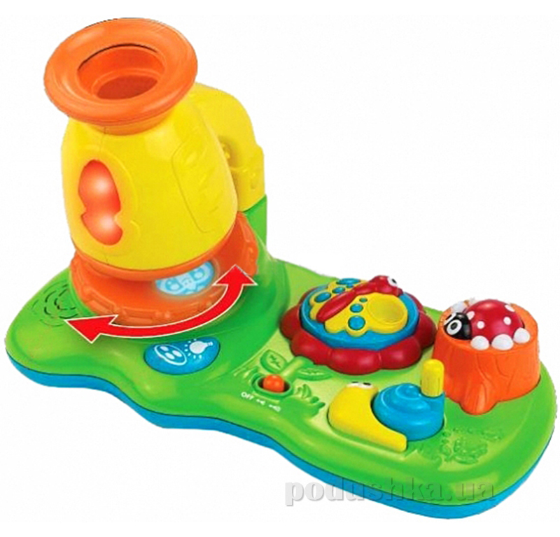 Развивающая игрушка Hap-p-Kid Little Learner Микроскоп 3990 T