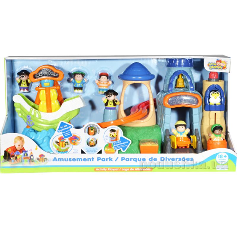 Развивающий набор Hap-p-Kid Little Learner Замок и корабль пиратов 3884-85 T