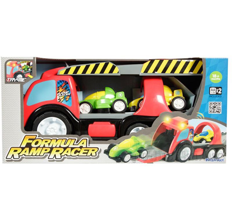 Развивающая игрушка Keenway Автопоезд для соревнований 12151