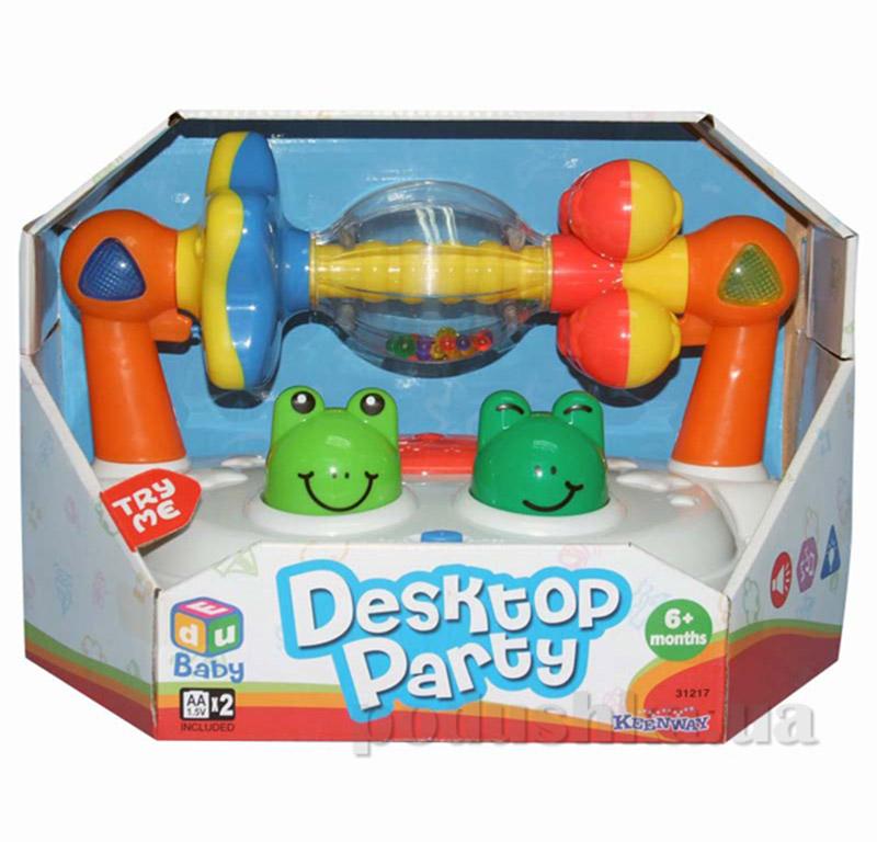 Развивающая игрушка Keenway Веселая компания 31217