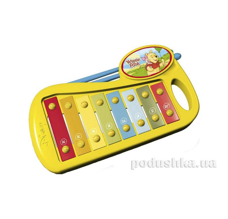 Развивающая игрушка Ксилофон Winnie The Pooh IMC 160439
