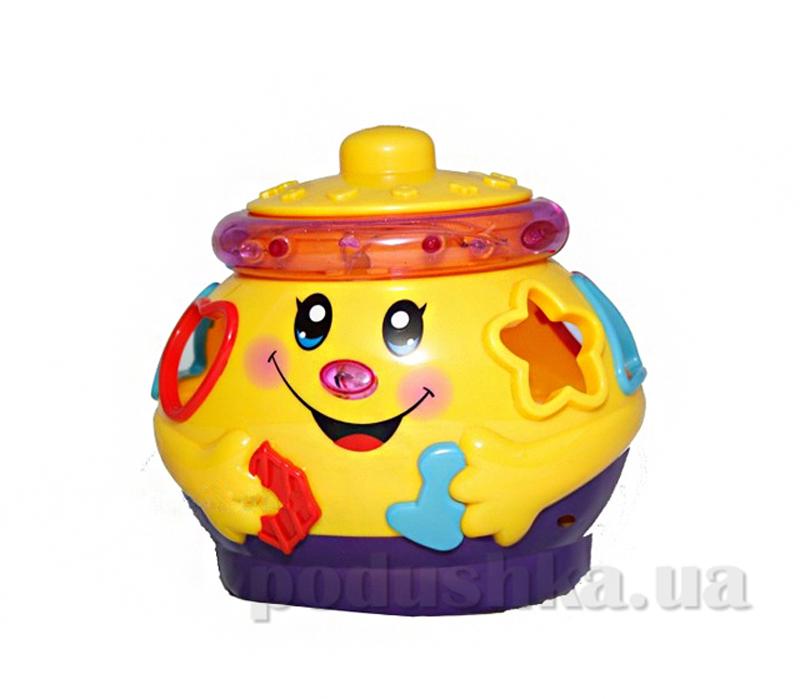 Развивающая игрушка Limo Toy 0915 Горшочек цвета в ассортименте