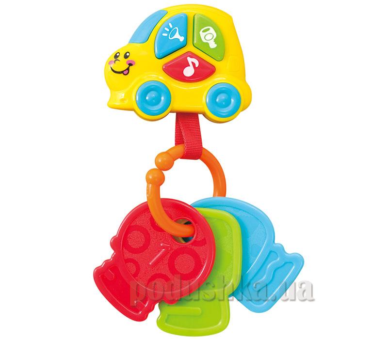Развивающая игрушка Музыкальные ключи PlayGo