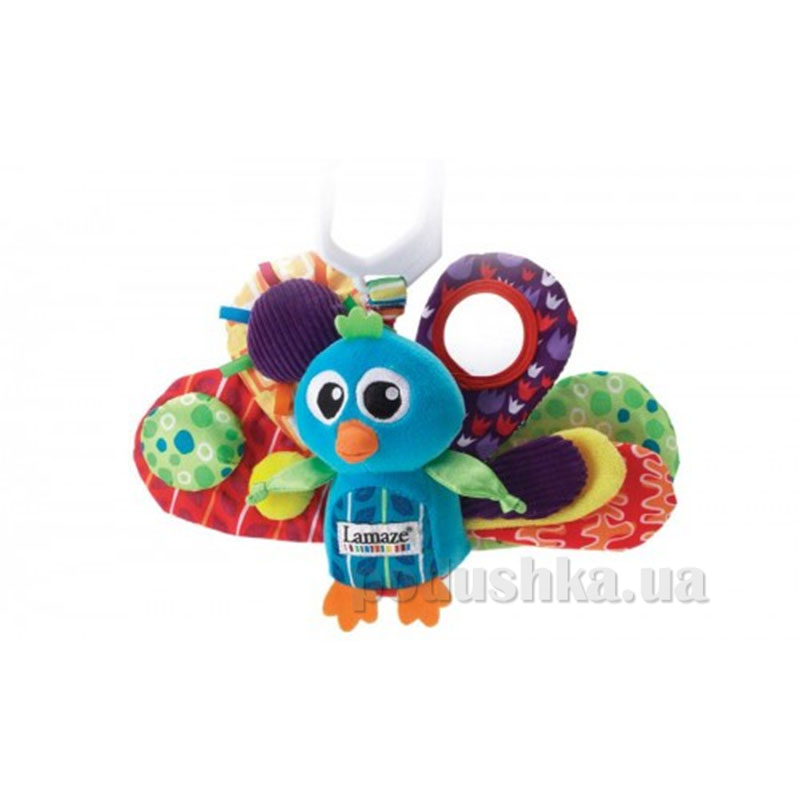 Развивающая игрушка 'Павлин' LC27013 Tomy