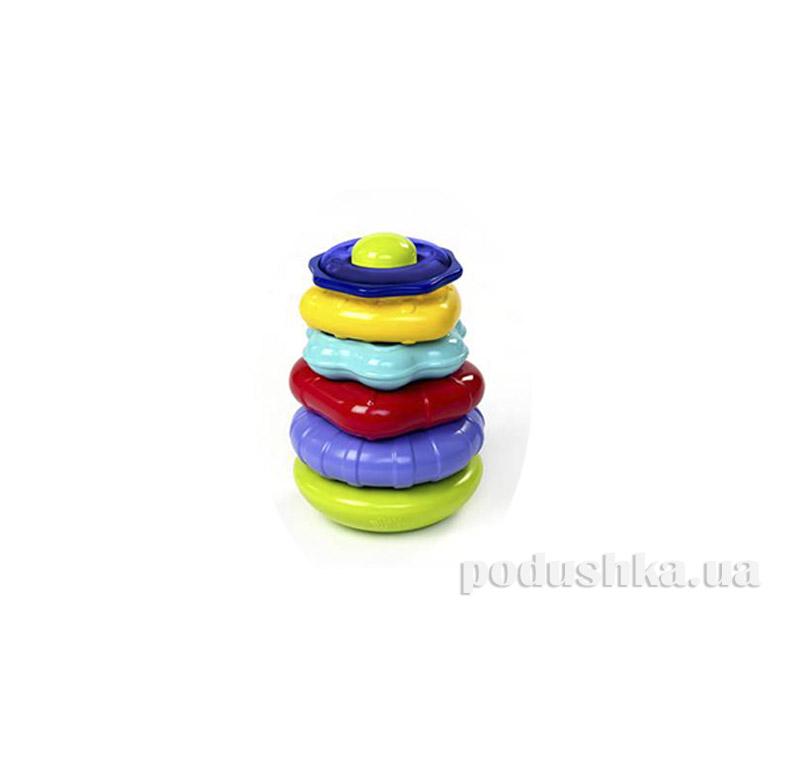 Развивающая игрушка Пирамидка Kids II 9001