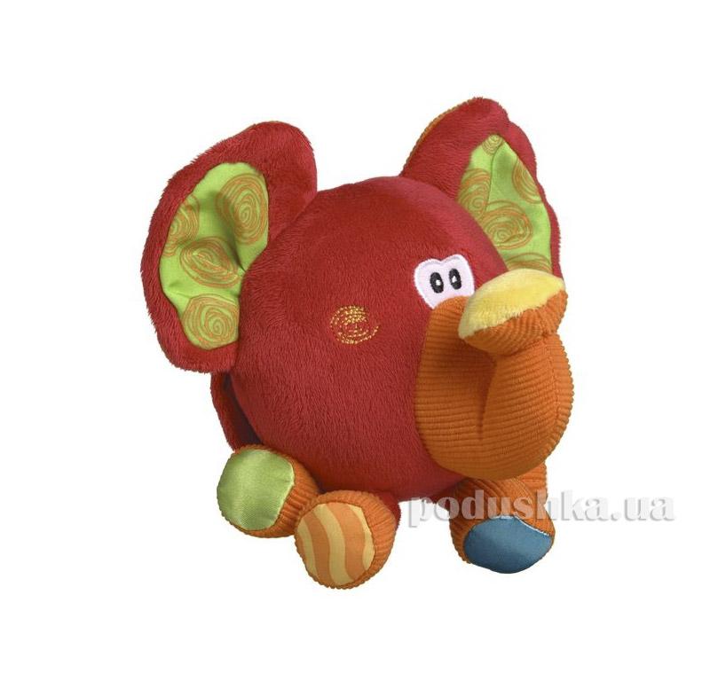 Развивающая игрушка Playgro Смеющийся шарик Слоненок
