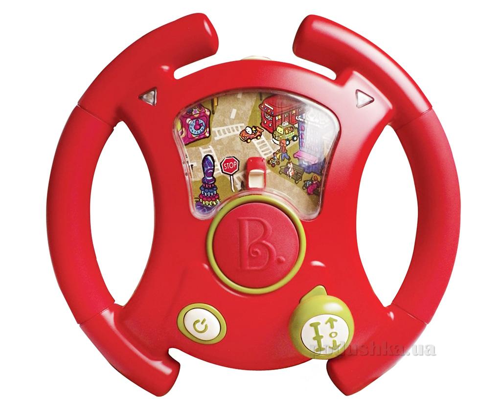 Развивающая игрушка Веселые виражи со световыми и звуковыми эффектами Battat BX1148Z