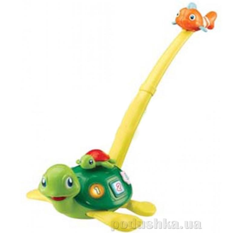 Развивающая игрушка WinFun NL Каталка Черепаха 0658   WinFun