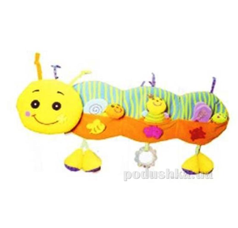 Развивающий активный бампер Biba Toys Веселый жучок 018GD
