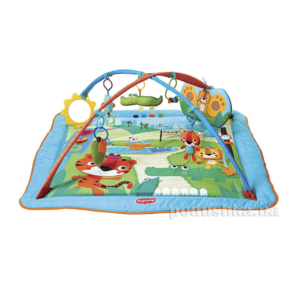 Развивающий коврик Сити сафари Tiny Love 1204506830   Tiny Love