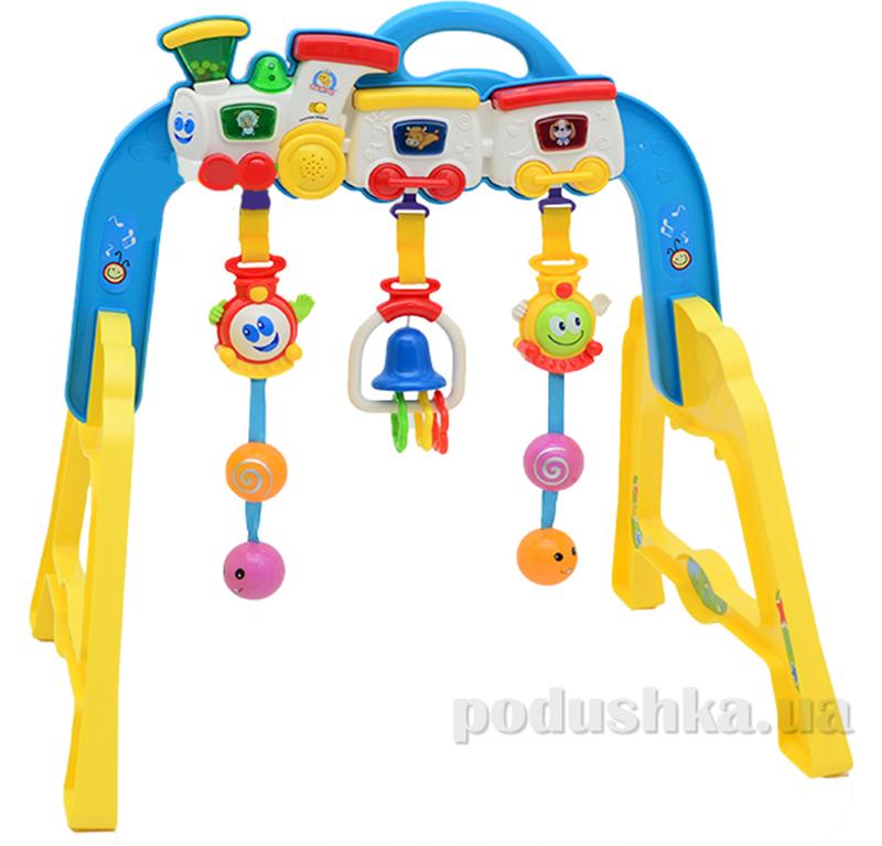 Развивающий центр Limo Toy Активный малыш 7196