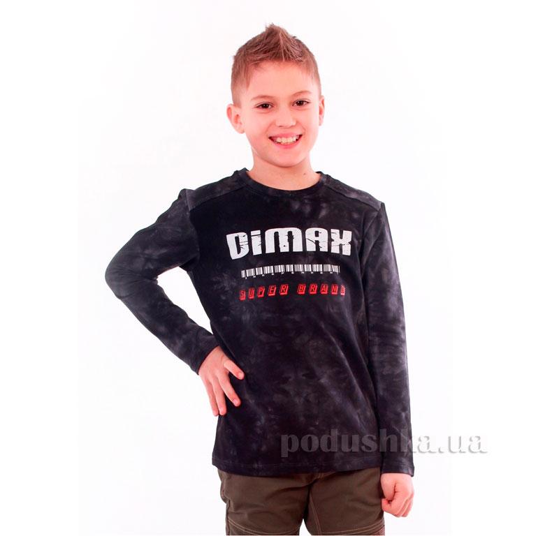 Реглан для мальчика Димакс Р 712 черный
