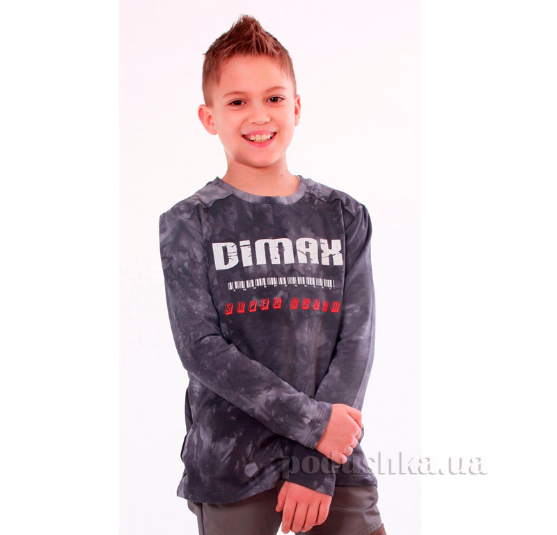 Реглан для мальчика Димакс Р 712 серый