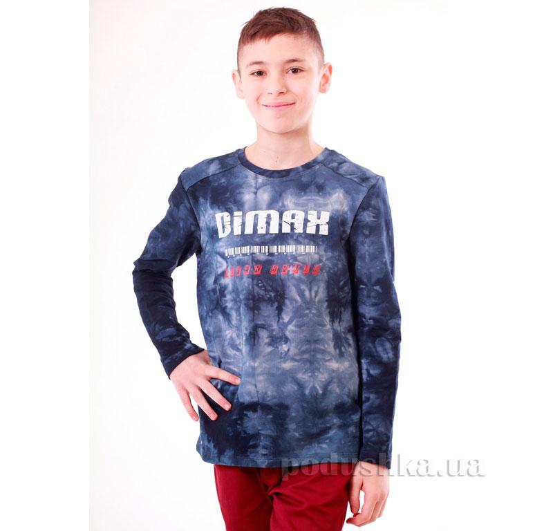 Реглан для мальчика Димакс Р 712 синий