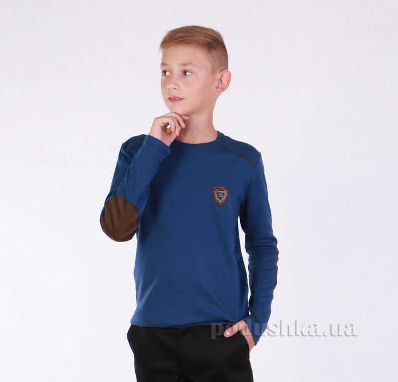 Реглан для мальчика Димакс Р 713 индиго