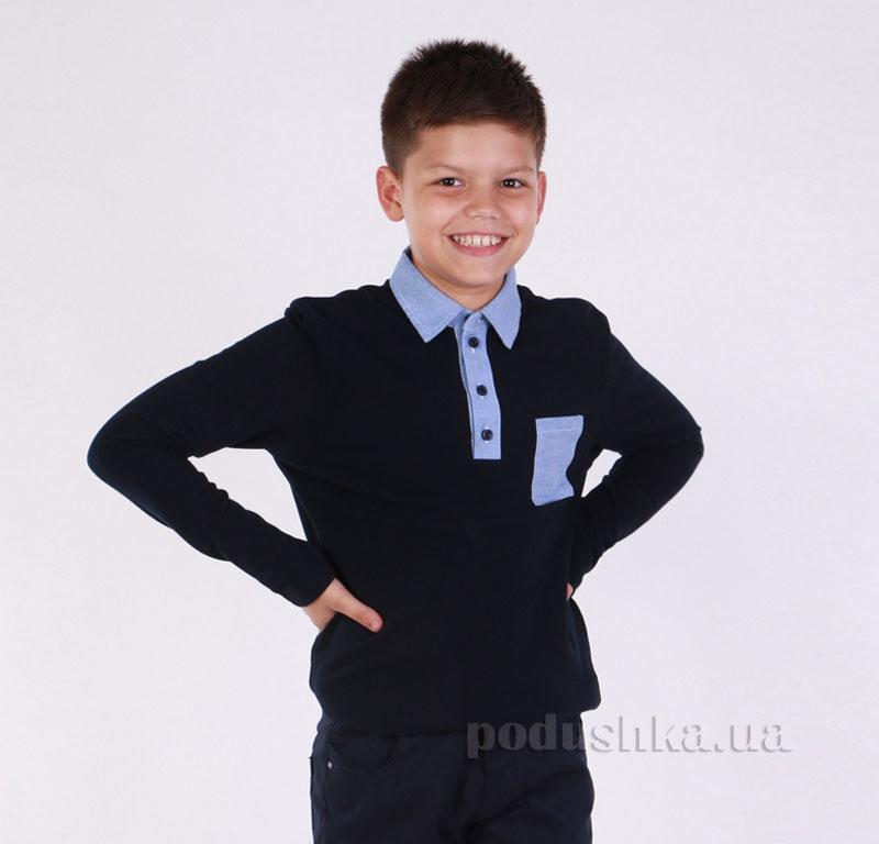 Реглан для мальчика Димакс Р 718 синий