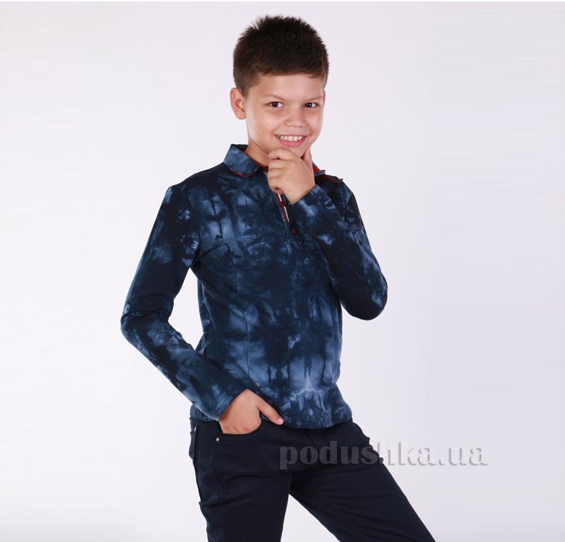 Реглан для мальчика Димакс Р 718 В синий