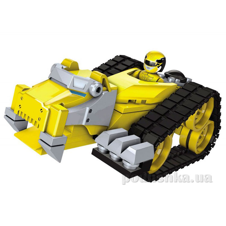 Рейнджеры Мегафорс Набор конструктора Зорд Тигр 5864 Mega Bloks