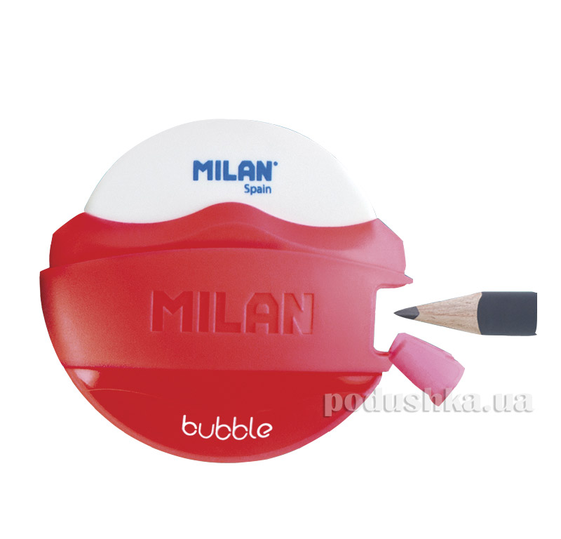 Резинка и точилка Milan Bubble ml.4704116