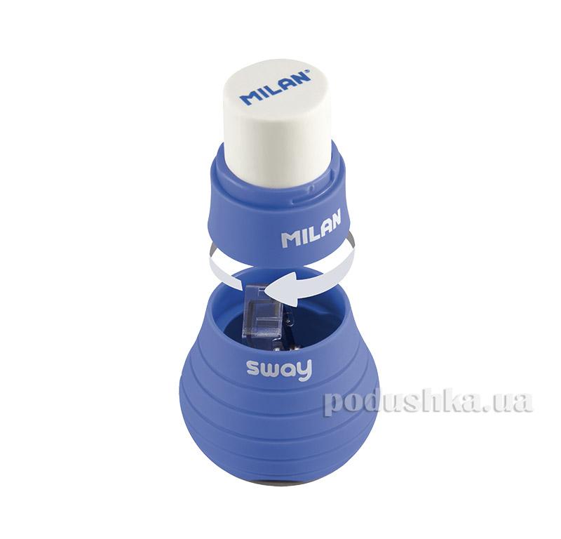 Резинка и точилка Milan Sway ml.4711116