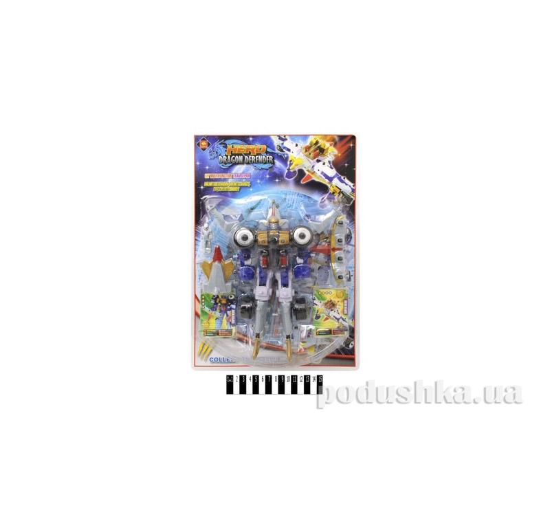 Робот - трансформер Jambo 7769А-С   Jambo