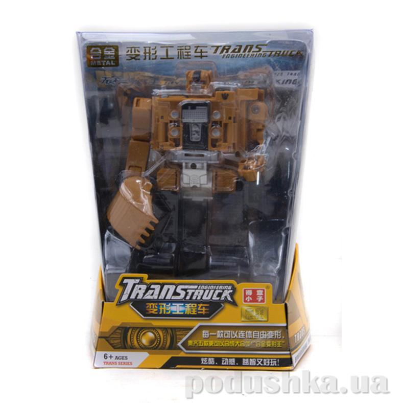Робот - трансформер Trans Truck 80305А-5 Jambo DJ- 01003055   Jambo