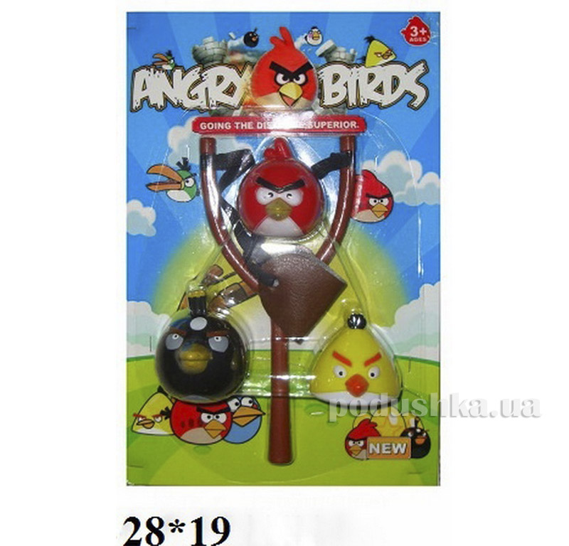 Рогатка F1 Angry birds Jambo 01400001