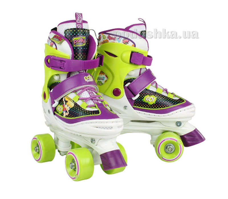 Ролики квадовые Powerslide Polly Pocket Funn Roll 970094