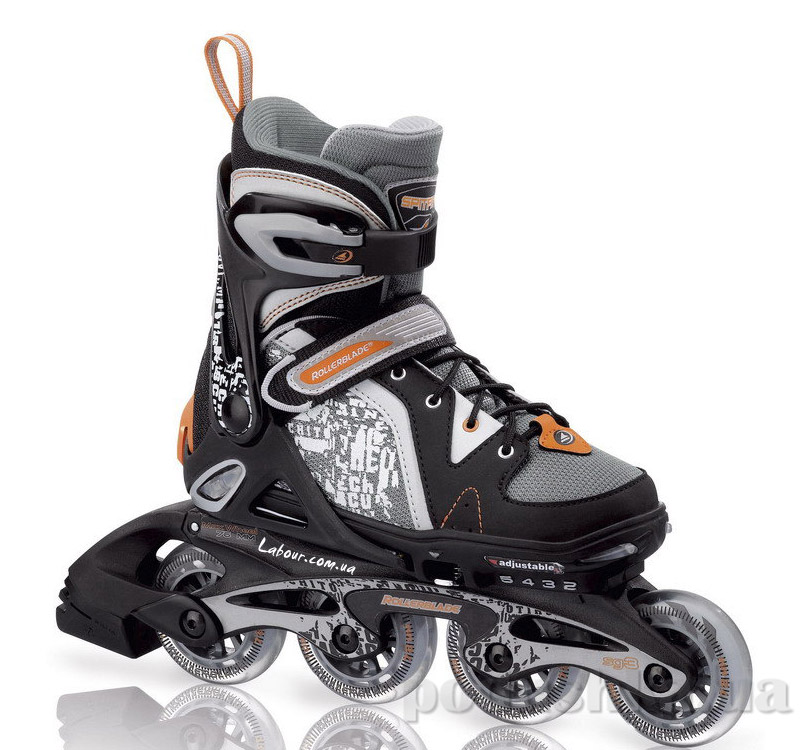 Ролики Rollerblade Spitfire Flash 07025800