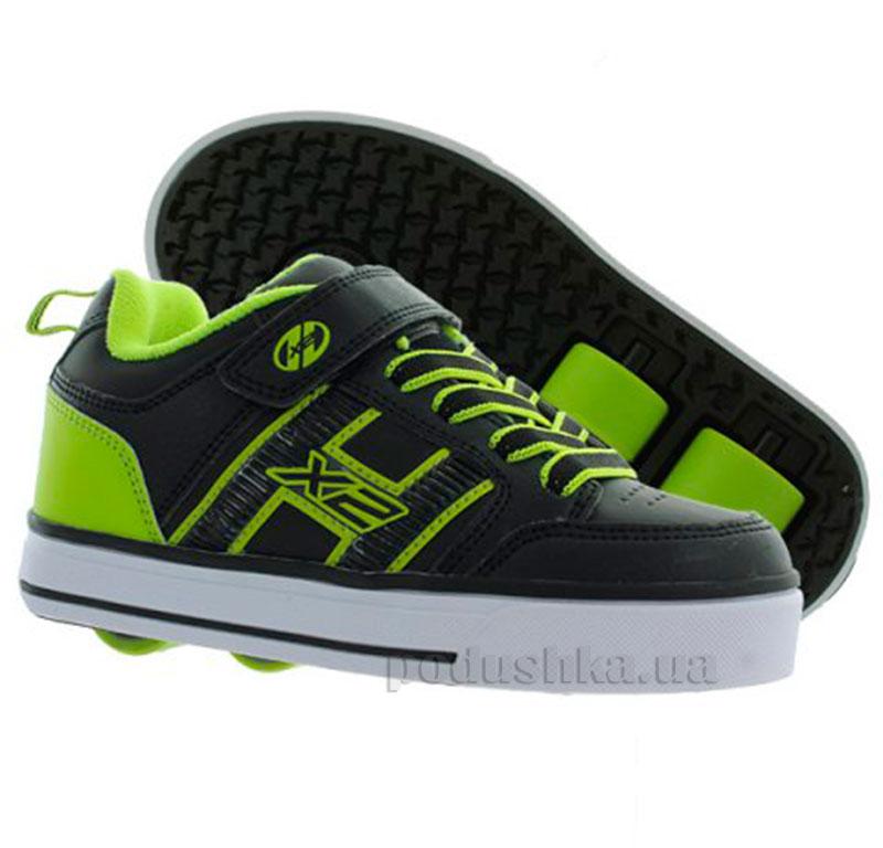 Роликовые кроссовки Bolt Plus X2 Heelys серые