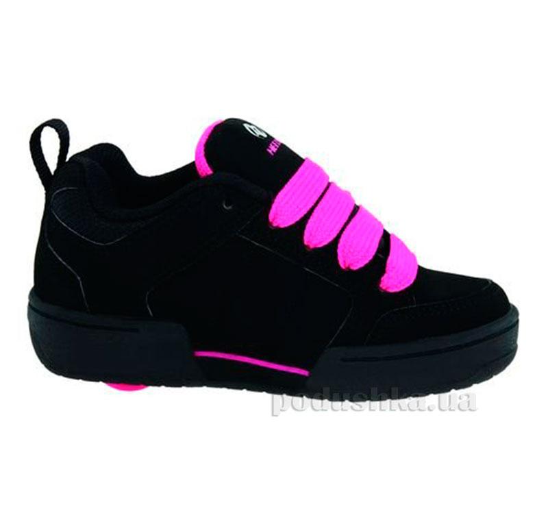 Роликовые кроссовки Charisma Heelys черные