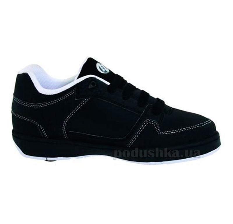 Роликовые кроссовки Double Threat Heelys черные
