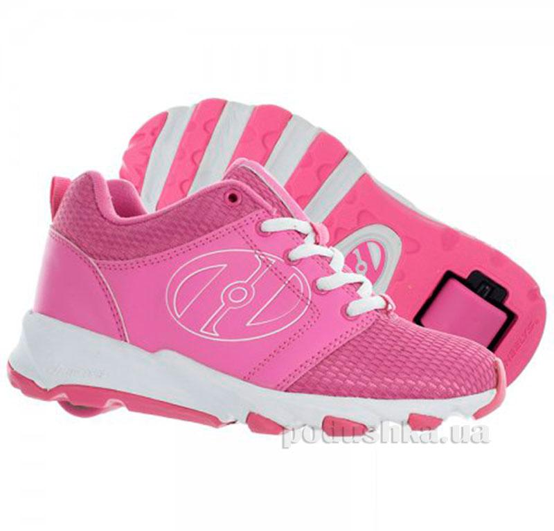 Роликовые кроссовки Hightail Heelys розовые