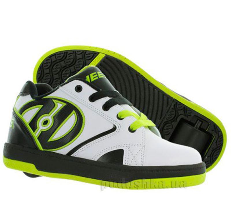 Роликовые кроссовки Propel 2.0 Heelys белые